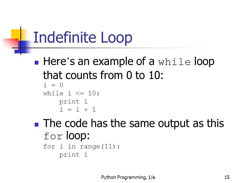 while loop in c example program pdf