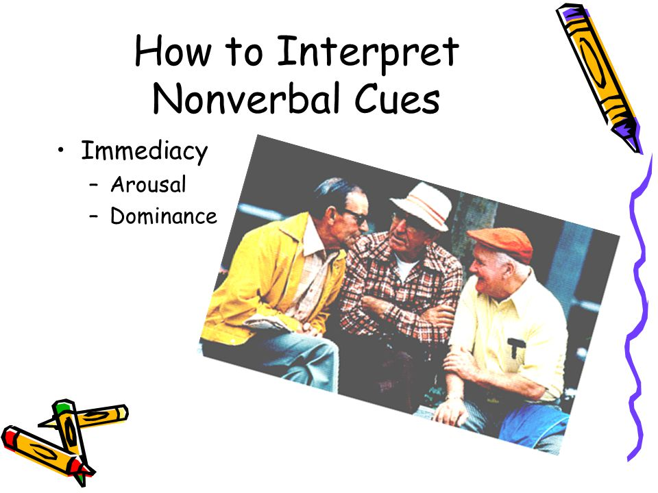 How to Interpret Nonverbal Cues