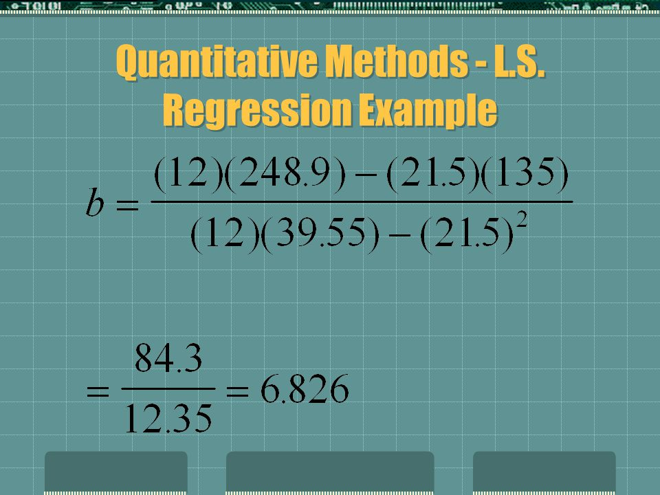 quatitive methods samples This method can identify the prevalence or frequency of a specific theme or situation — for example, the frequency of a user complaint or of a ui problem this approach is a good way to mine numerical data from large amounts of qualitative information, but it can be quite time consuming.