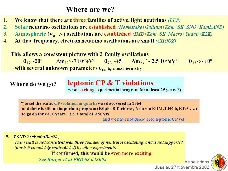 leptonic CP & T violations