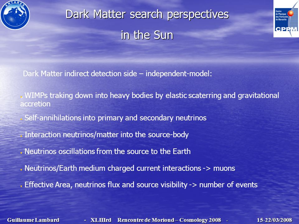 Dark Matter search perspectives