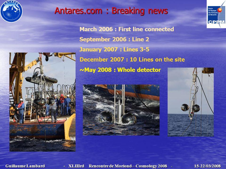 Antares.com : Breaking news