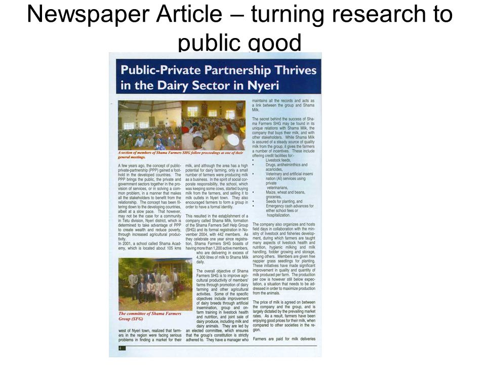 healthcare research report newspaper article 2008 Newspapers preferentially cover medical research with weaker  roberts i,  evans s, marshall t (2008) selective reporting in clinical trials:.