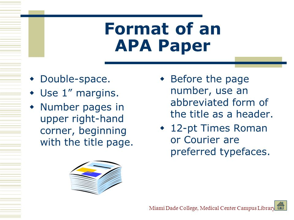 format for a college paper How to write a title page in apa format apa format that clearly represents your paper the following format should be used in both a college or university in.