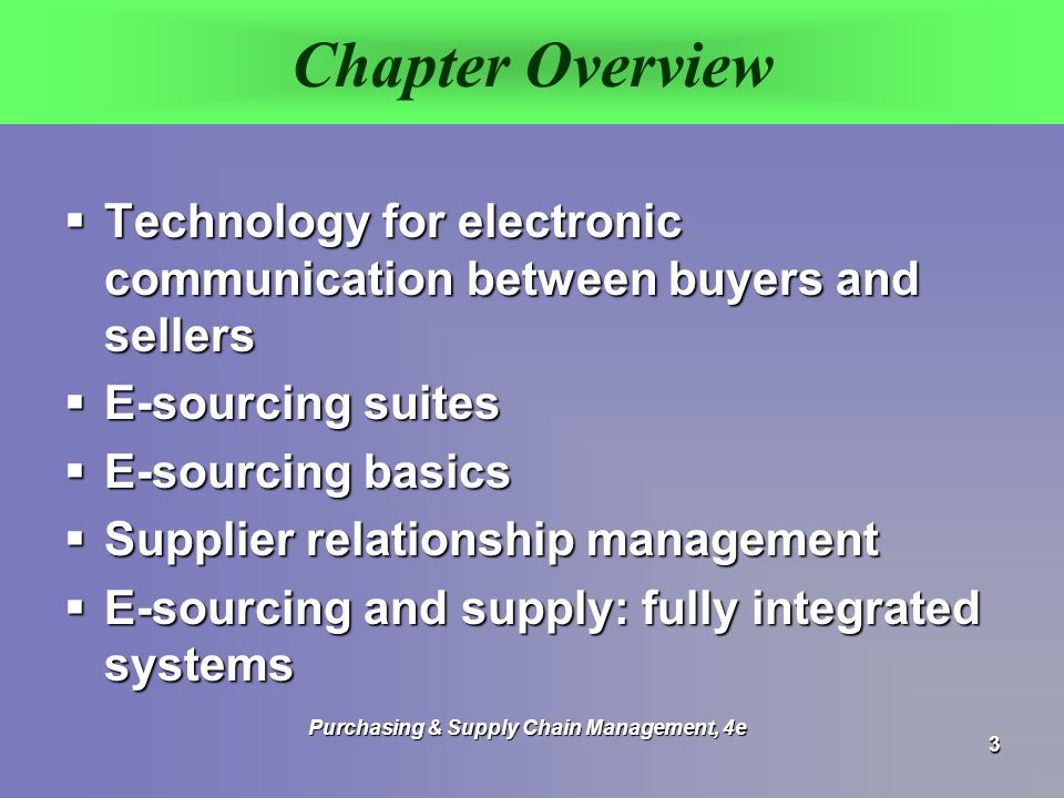 relationship between commerce and supply chain management