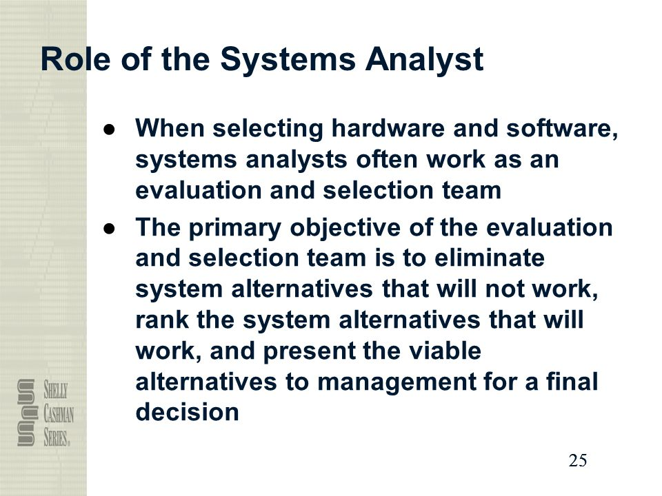 the role of software and hardware as By any standard of measure, an operating system is the most critical software installed on a computer not only does an operating system act as the administrator of many computer processes, but it also allows users to harness the power of the various sound, graphics and memory assets within the computer's hardware infrastructure.