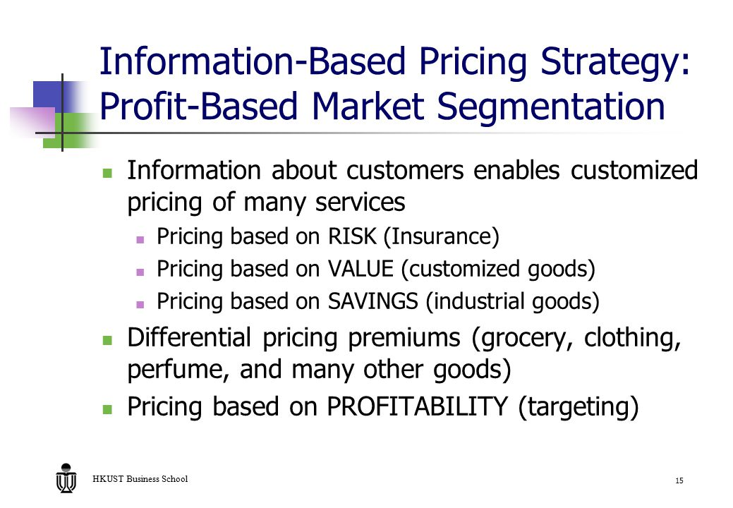 segmentation based on customer profitability Unfortunately, many companies' managerial accounting systems aren't able to report customer profitability information to support analysis for how to rationalize which types of customers to retain, grow, or win back and which types of new customers to acquire.