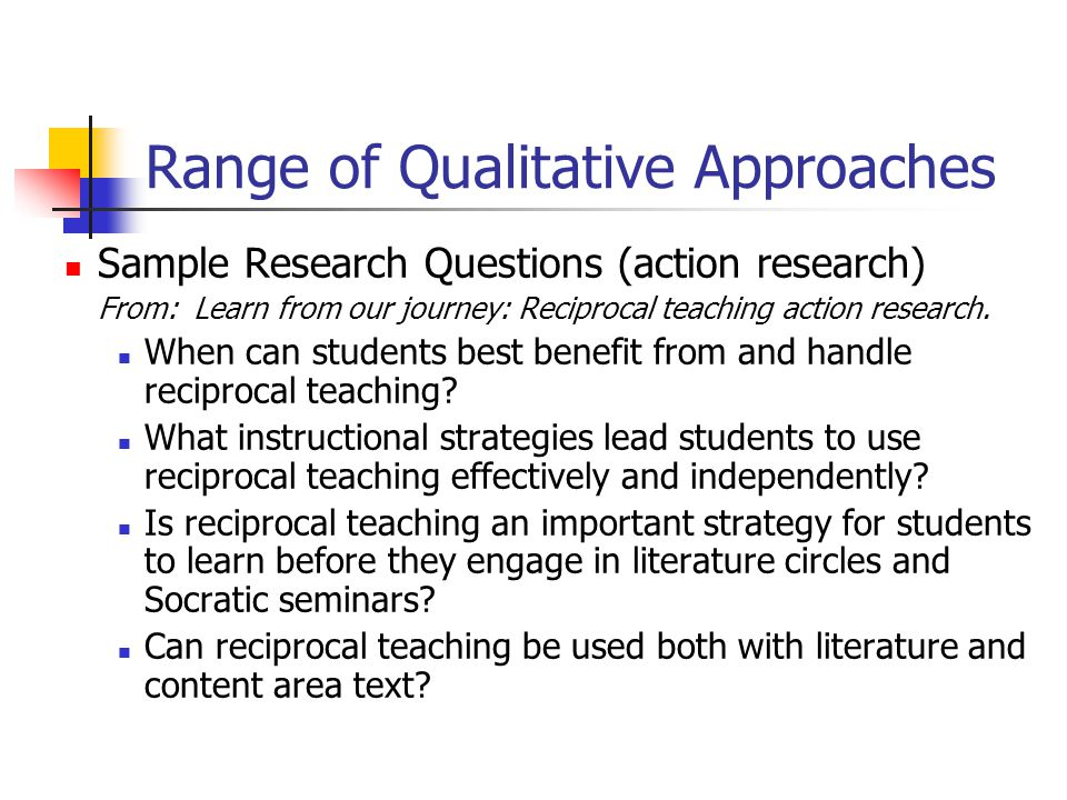 The Nature of Qualitative Research - ppt download