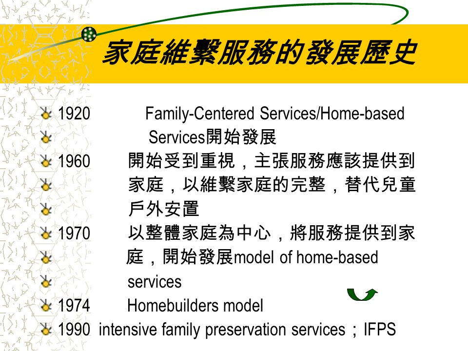 Free Family Preservation and Reunification Programs Essay Sample