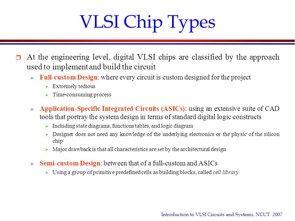 technical terms used in vlsi semi Internship at semi-conductor laboratory – fabricating my career in vlsi september 10, 2017 september 28, 2017 about the author: anshul jain, a student of birla institute of technology and science, pilani, gives detailed insights into his internship in the field of vlsi design.