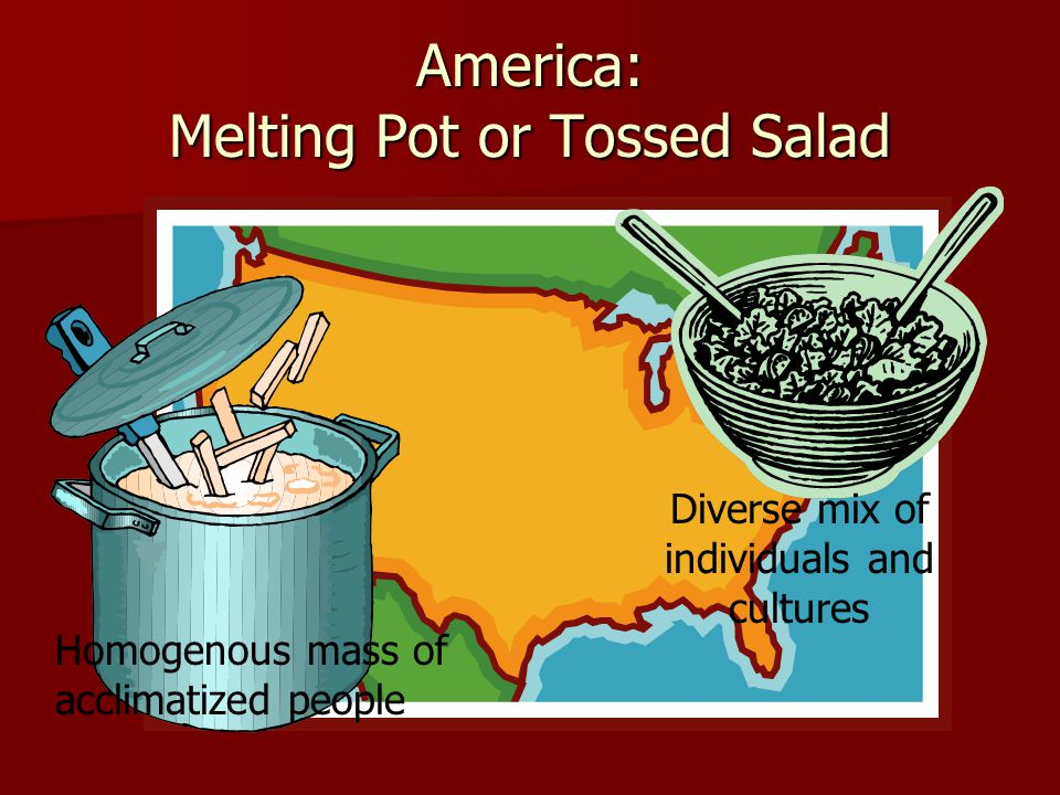 america the melting pot of cultures Schoolhouse rock - ''the great american melting pot'' tv Über loading  schoolhouse rock america rock suffering till suffrage - duration: 3:00.