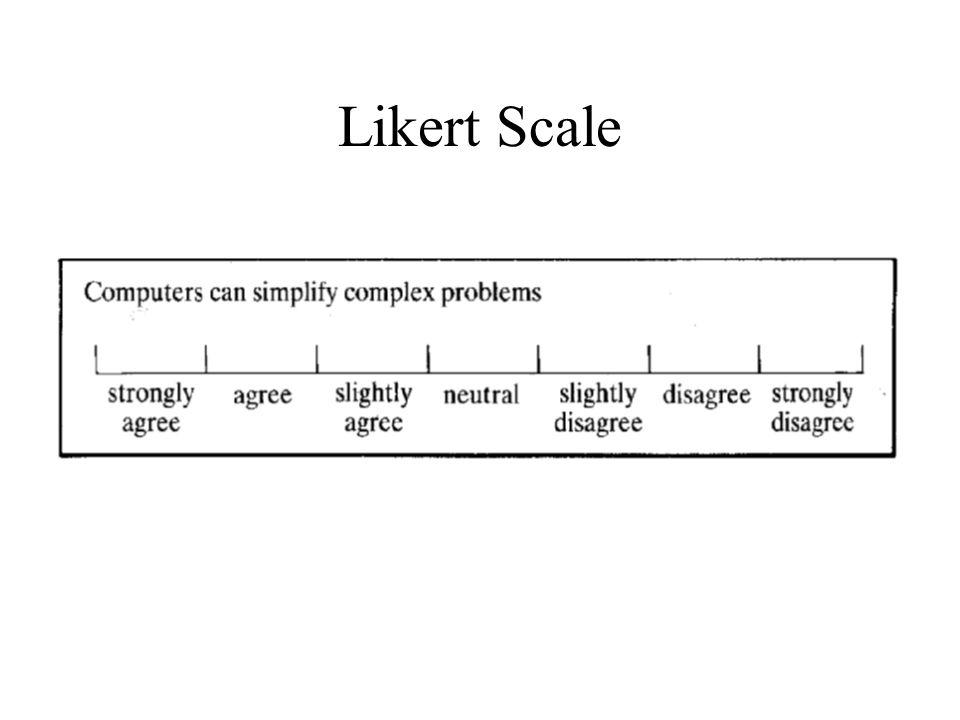 Likert scale ppt download 1 likert scale altavistaventures Gallery