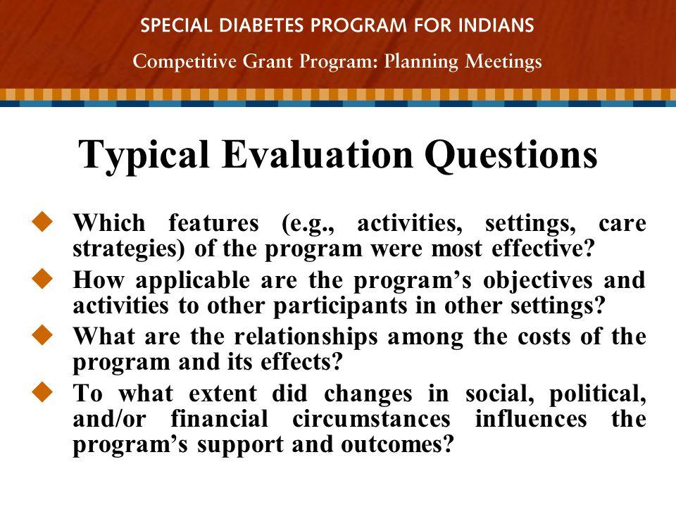 Program Evaluation Spero Manson PhD - ppt download