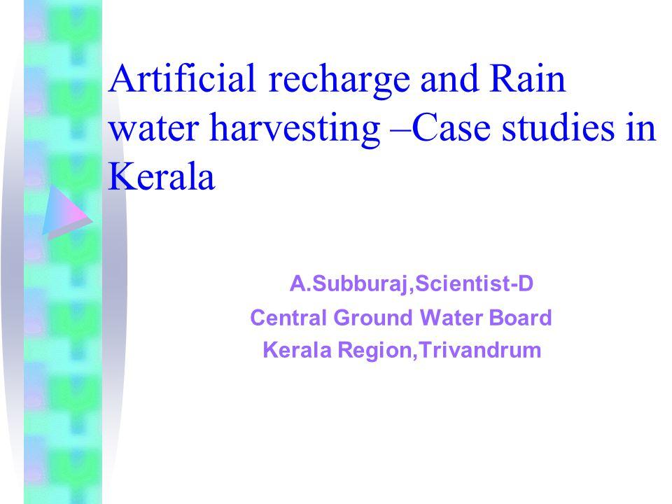 Wonders of artificial rain essays