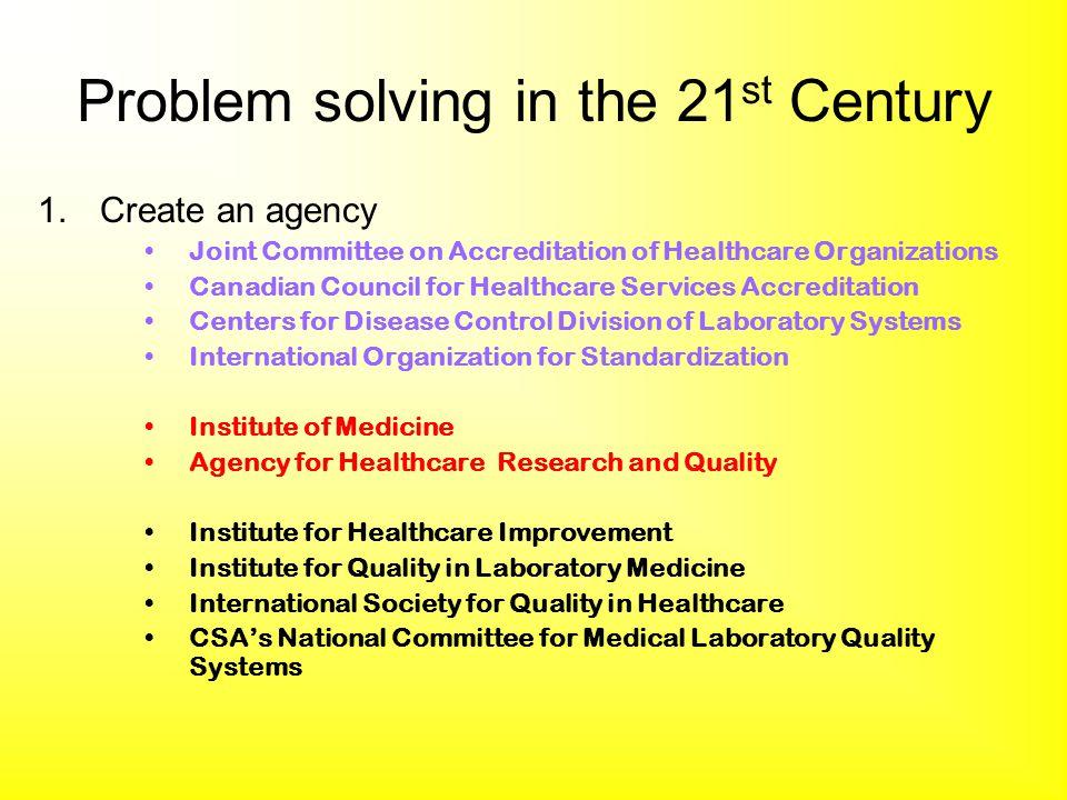 international guideline for problem solving