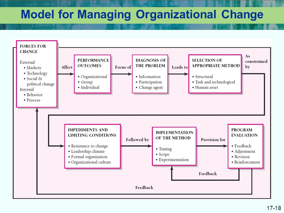 organisational change and development pdf