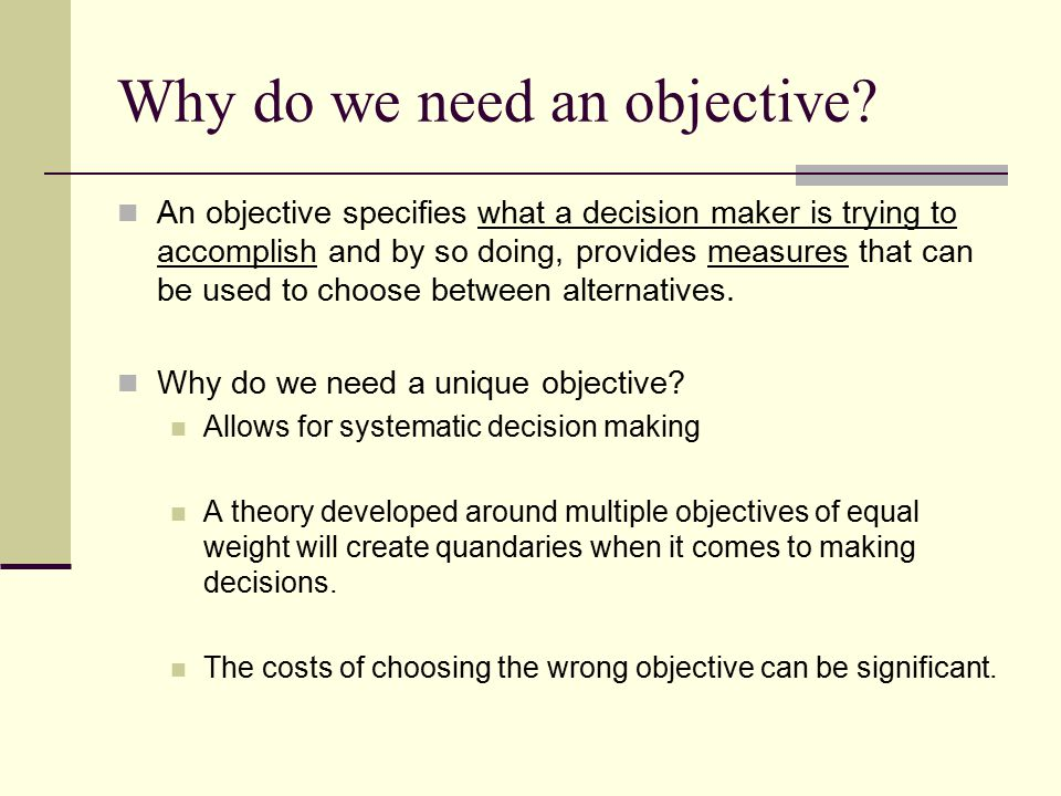 The Objective of Corporate Finance and Corporate Governance - ppt ...