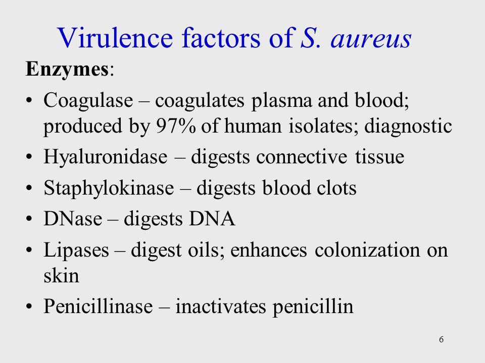 pathogenesis of staphylococcus aureus pdf
