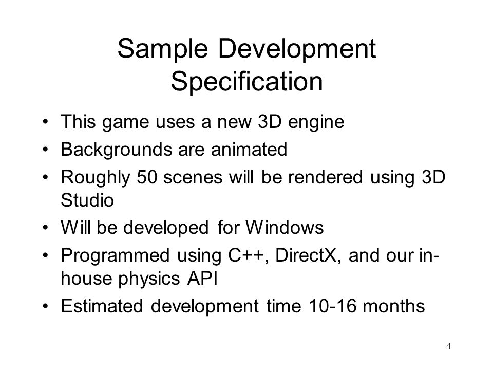 Game Design Documents. - Ppt Video Online Download