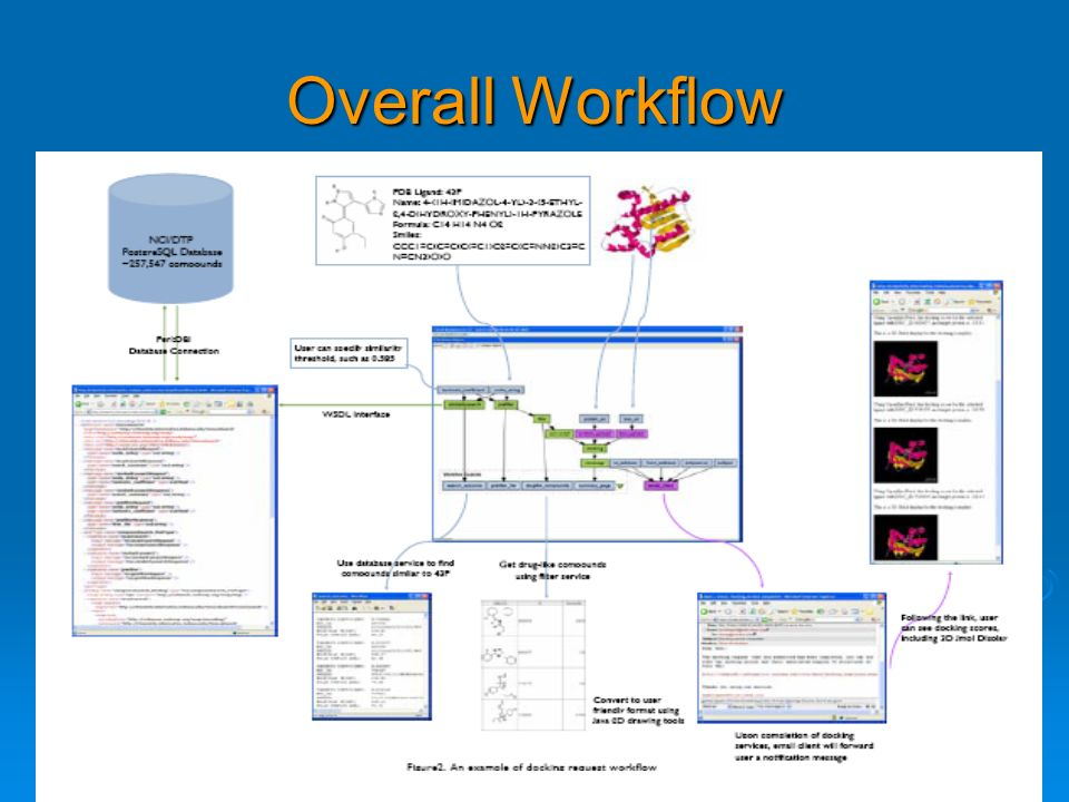 Overall Workflow