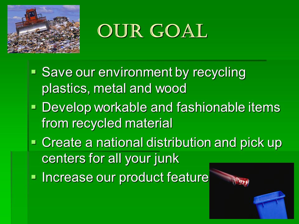 the importance of recycling plastic to preserve our environment Here is a summary of our school educational materials and  results in even  more environmental benefits than recycling  example we can reduce trash  disposal and save raw materials if we collect plastic grocery bags for.