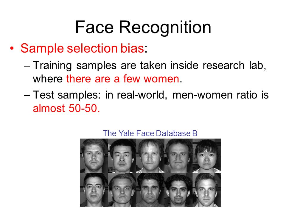 The Yale Face Database B