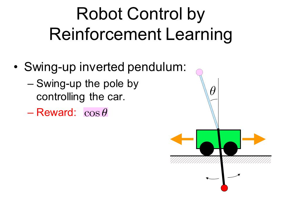 Robot Control by Reinforcement Learning