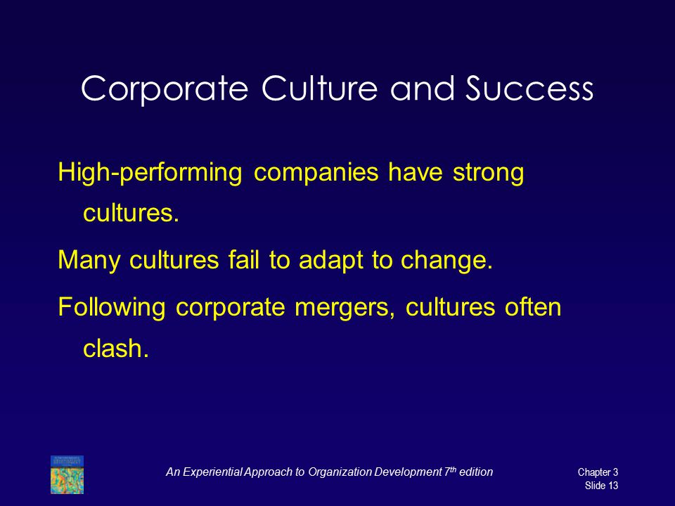 Corporate Culture and Success