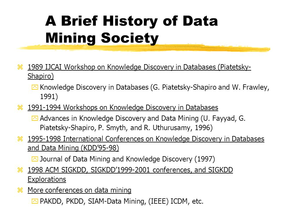 brief history of databases Within broad business database abi/inform collection more less  brief  historical company financial info for us & foreign public companies more less.