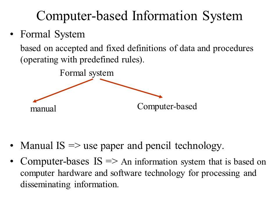 computer based information system ppt video online download rh slideplayer com computer hardware manual for diploma computer hardware manufacturing