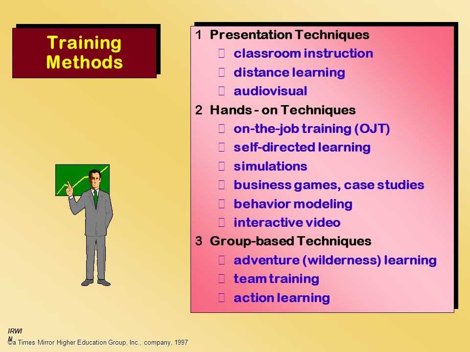 Innovative Methodologies For Interactive Classroom Learning ~ Designing effective training systems ppt download