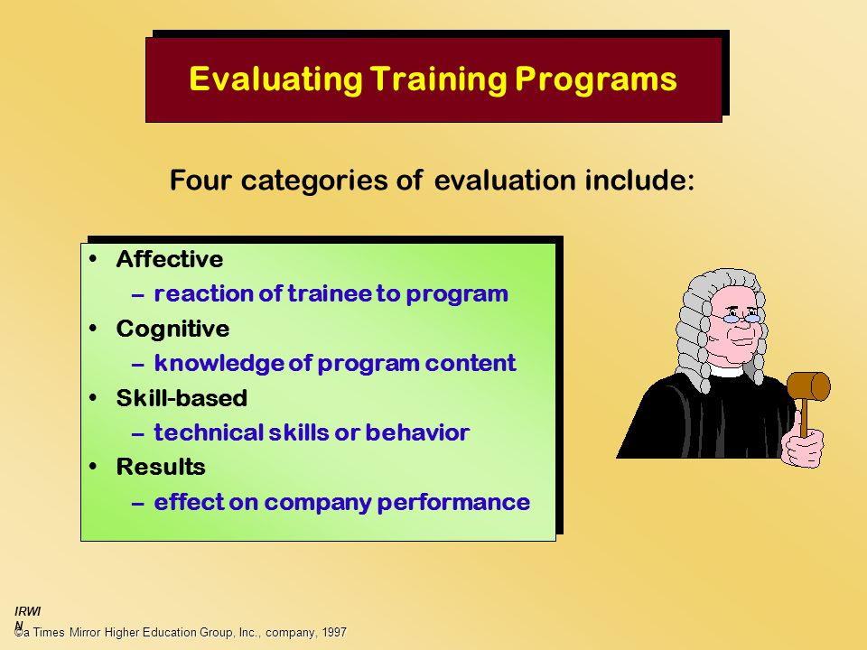 evaluating training at hutchinson inc Chief financial officer at training and evaluation center of hutchinson, inc -  chief financial officer if you are motivated by making a.