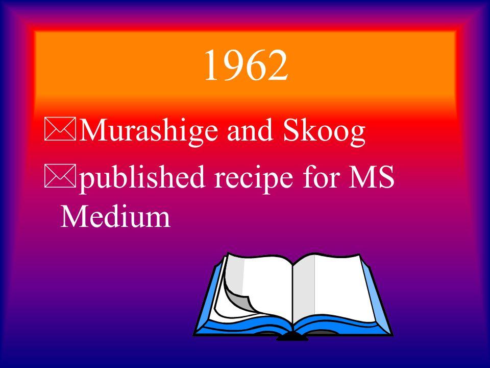 murashige and skoog medium pdf