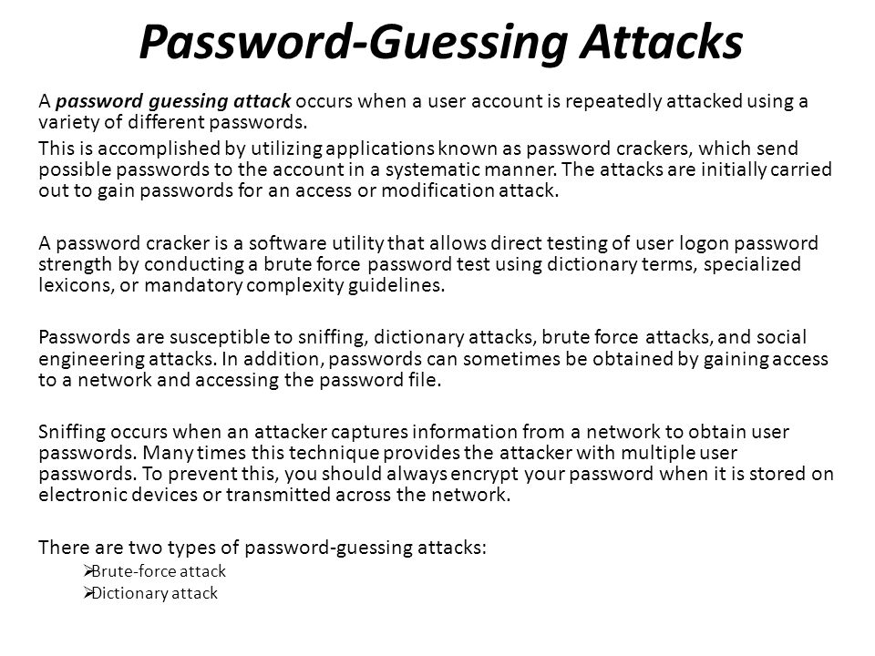 Ten Stages Of A Network Attack Rootkit Installation