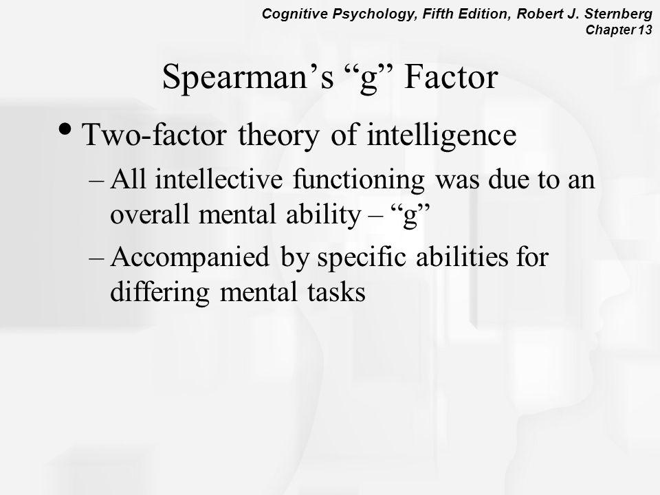 thurstone theory of intelligence pdf