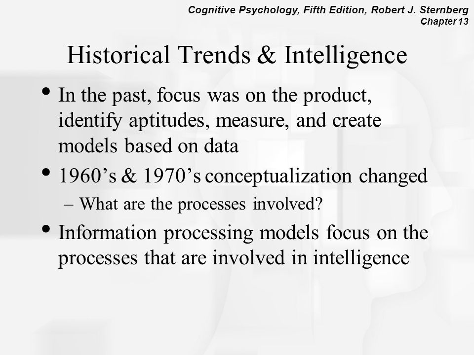the question of whether artificial intelligence is about cognitive ability or information processing Artificial intelligence  or intelligence, can be produced by artificial means made, not grown  these standard formulations duck the question of whether deeds .
