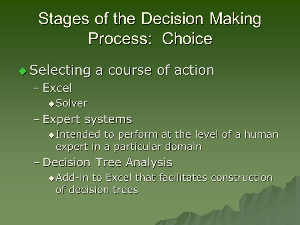 an overview of the decision making process of human beings Essays related to the importance of good decision making 1 the decision making process is constant these are simple examples but there is one thing we can be certain of as human beings and that is making decisions.