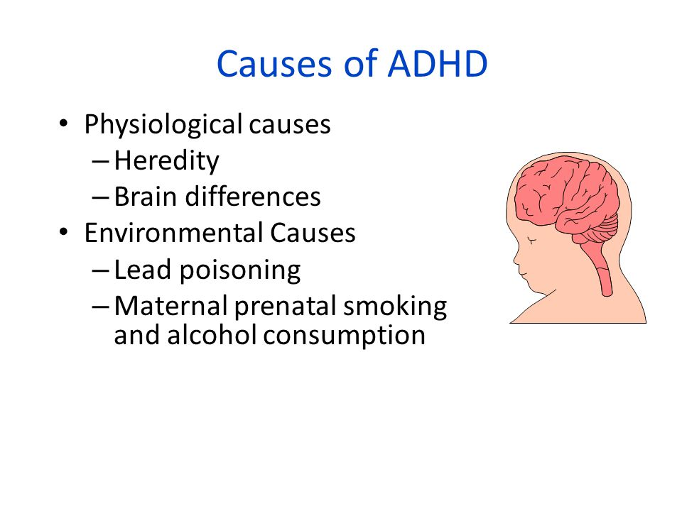 Pathophysiology of ADHD and associated problems—starting points for NF interventions?