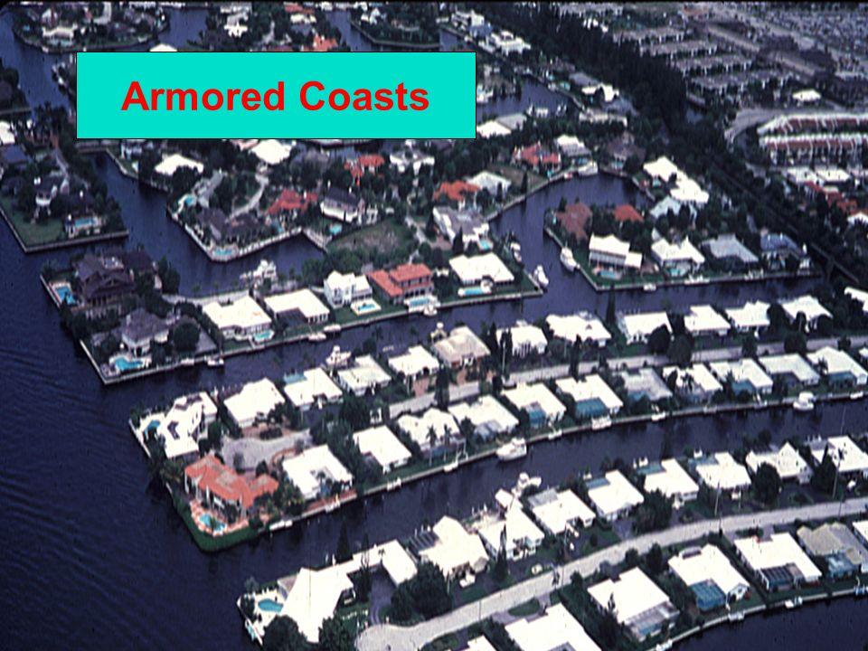 Armored Coasts