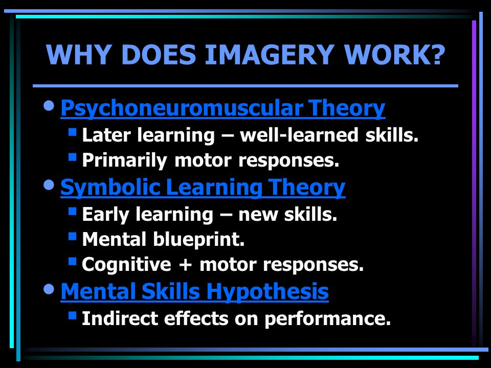Imagery how to enhance teaching and coaching ppt video online 9 why malvernweather Image collections