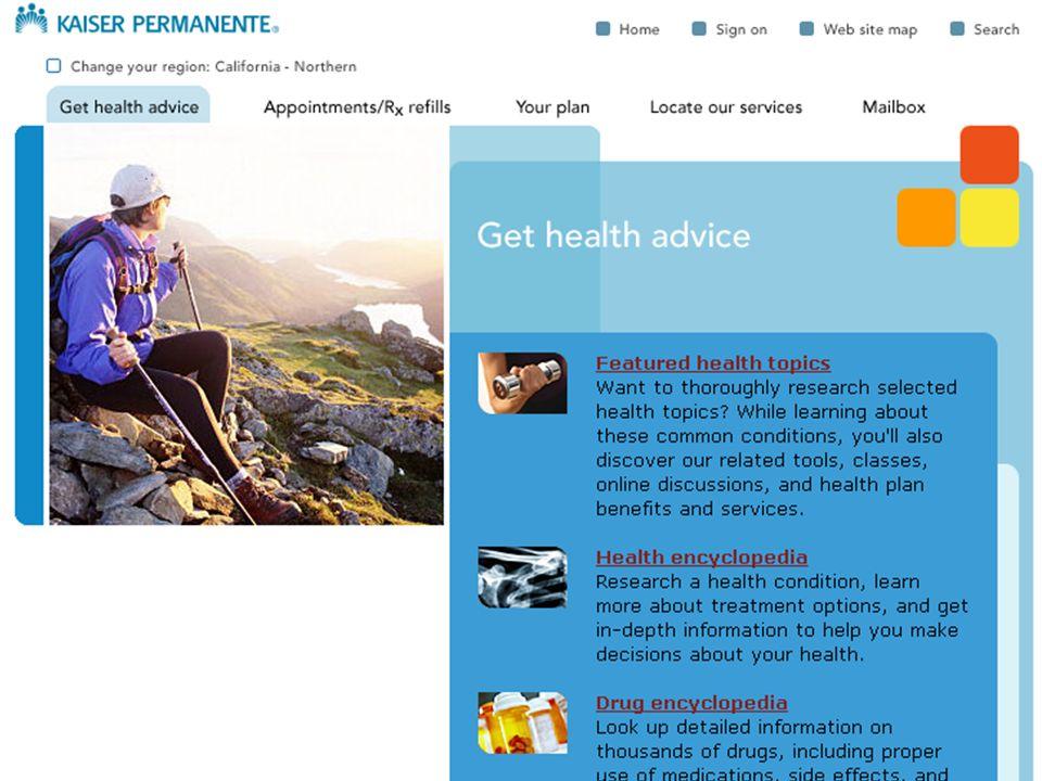 Get Health Advice