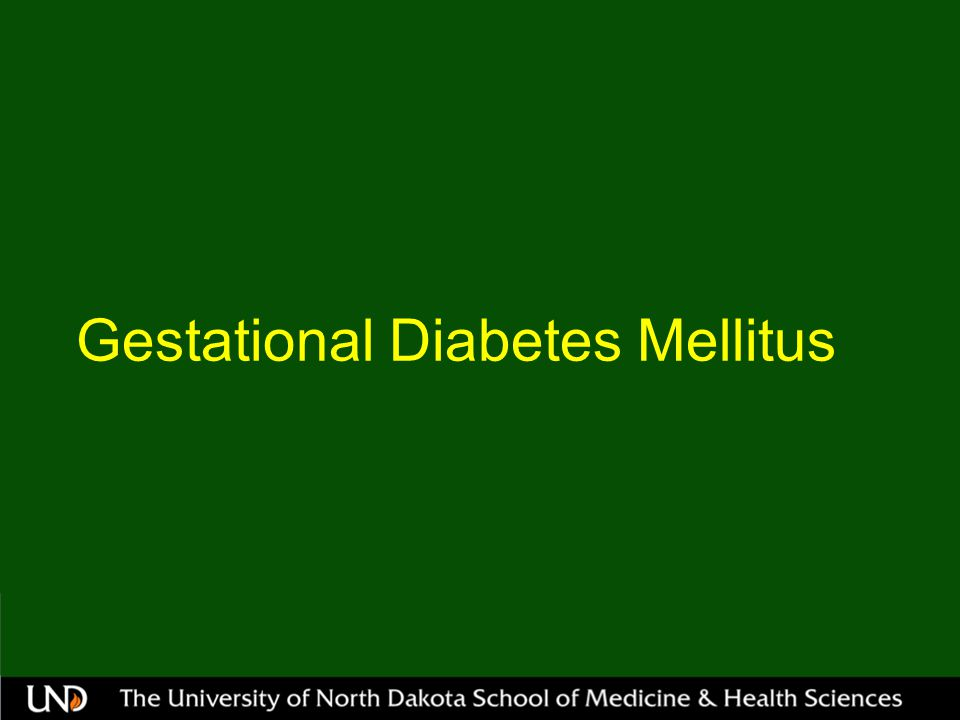 gestational diabetes mellitus Learn about gestational diabetes, a problem that can develop in pregnancy and cause problems for both mom and baby.