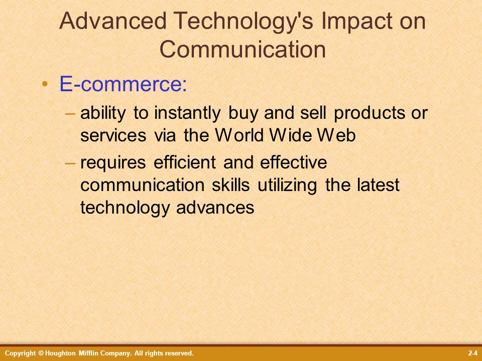 effect of advanced technology on individuals 10 uses of technology in our daily life by karehka  both businesses and individuals have benefited from the  then its advanced timing technology will sense.