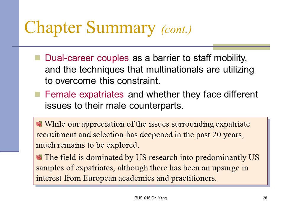 Recruiting And Selecting Staff For International Assignments Ppt
