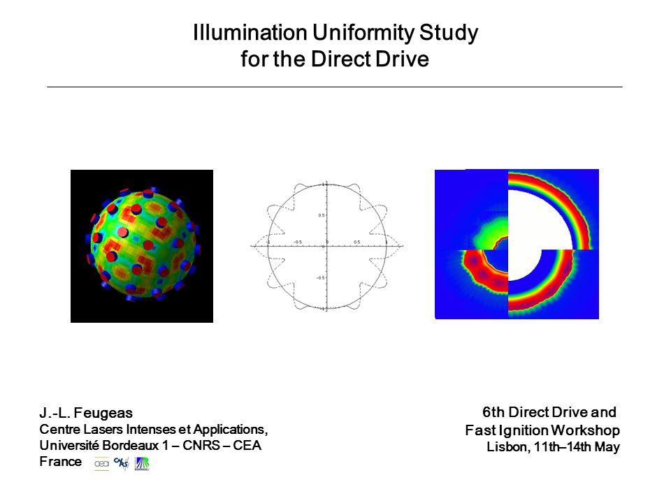 Illumination Uniformity Study