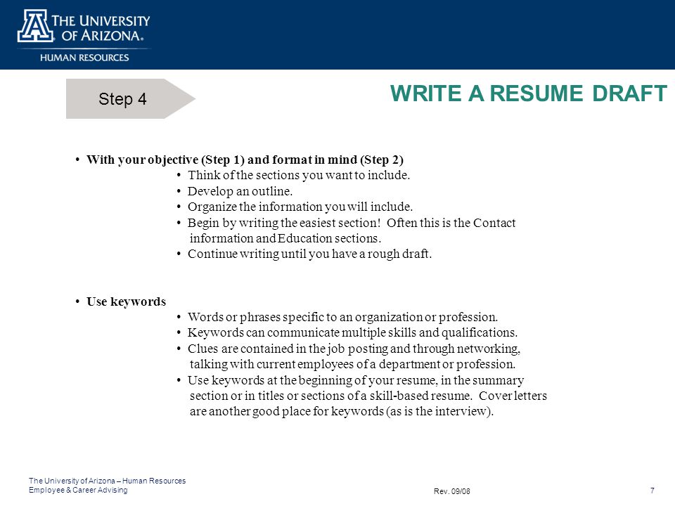 WHAT IS A RESUME WHAT IS NOT A RESUME ppt download
