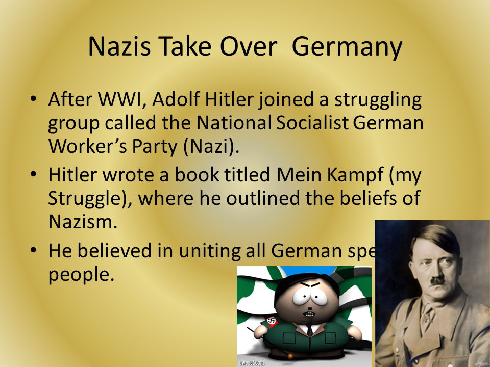 an analysis of the rise of the national socialist german workers party The rise of the nazi party hitler changed the name of the german workers party to the national socialist german workers party hitler's rise to power.