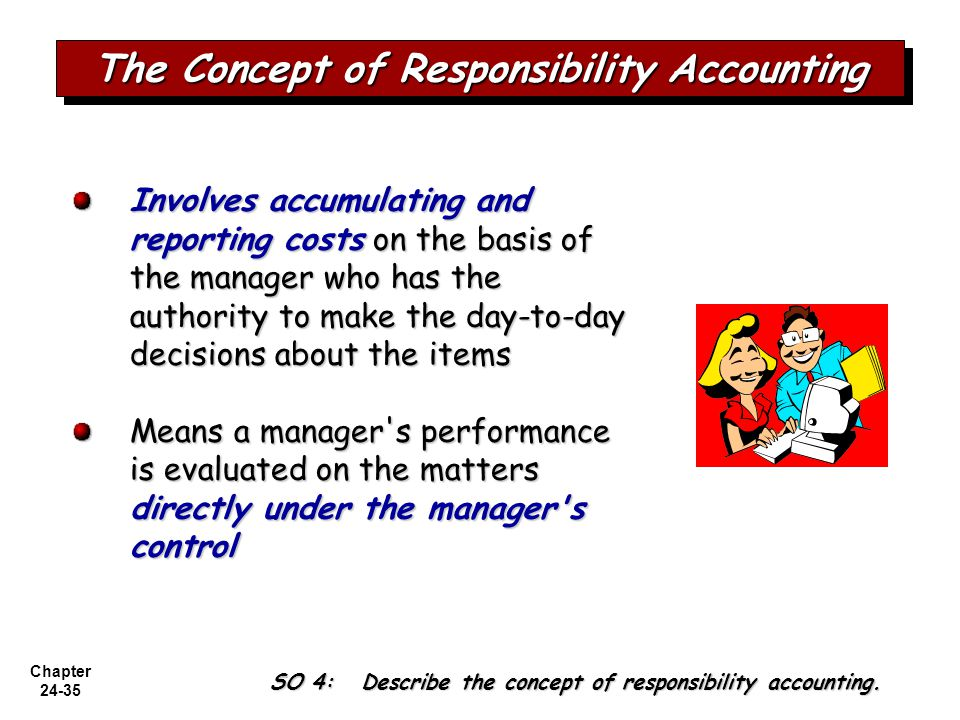 the concept of accounting Definition of accounting concepts: concepts published in the statement of financial accounting concepts, which are used as the basis for development and.