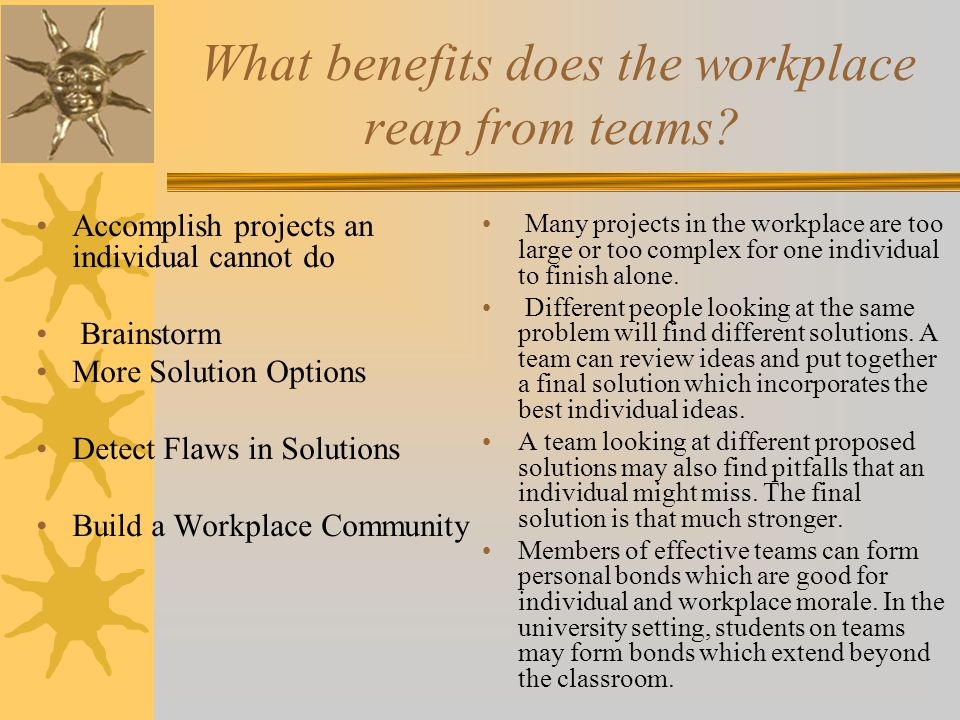 Collaborative Teaching Reaping The Benefits ~ Group behavior team conflict ppt video online download