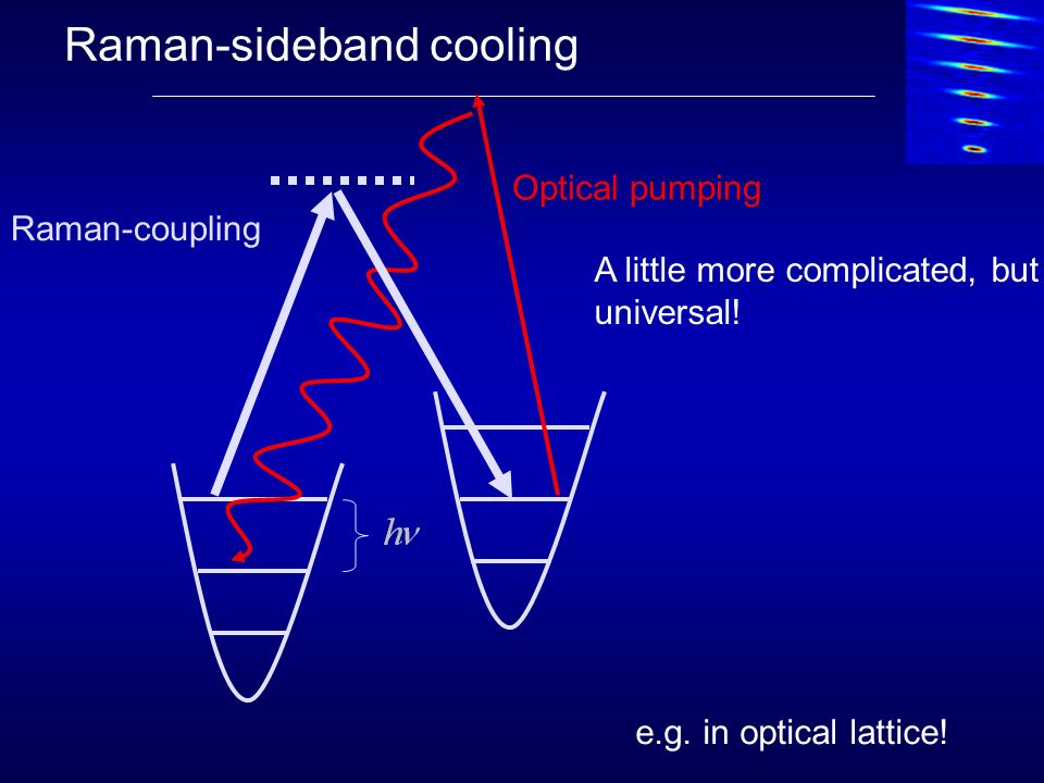 Raman-sideband cooling